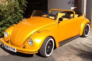 beautiful classic beetle roadster converstion ,show room condition
