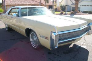 (Chrysler) Imperial Le Baron, very solid import from Arizona