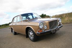 VOLVO 164 AUTO GOLD STUNNING IN EVERY WAY, SHOW CONDITION,ONE OF THE BEST!