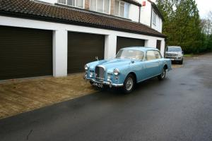 Alvis TD21 Park Ward. low miles/owner. Show Condition