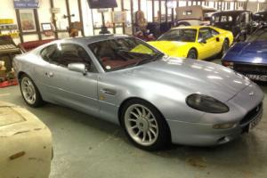Aston Martin DB7,3.2 supercharged(Manual) Low miles