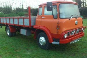 BEDFORD TK LORRY