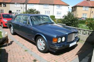 1990 LWB Bentley Turbo R Photo