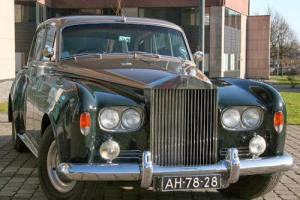 1964 ROLLS ROYCE SILVER CLOUD III CLOUD 3 NOT BENTLEY S3 EXCELLENT CONDITION Photo