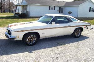 1974 Hurst/Olds Oldsmobile Cutlass Photo