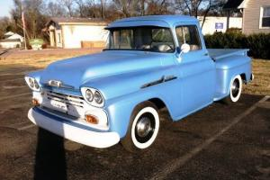 chevy pick up, chevy stepside, chevrolet truck parts