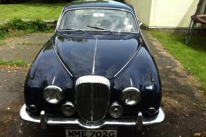DAIMLER V8 250 BLUE AUTO Photo