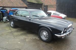 DAIMLER COUPE XJ6 4.2 Photo