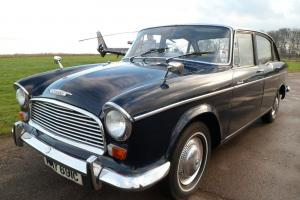 HUMBER HAWK 2.3 LITRE SALOON ONLY 73,371 MILES THE CAR IS IN SUPERB CONDITION