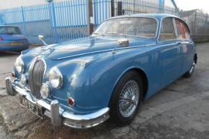 Jaguar MK II 3.4 Automatic With Power Steering Photo