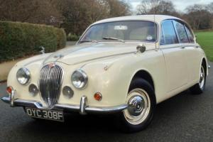 1967 Jaguar 3.4 340 Manual Overdrive - Fully Rebuilt, Ready to Drive Away