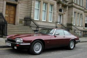 1991 JAGUAR XJ-S V12 AUTO RED Photo