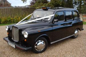 Fairway / Carbodies Black London Taxi 1995 12 Months MOT + Taxed