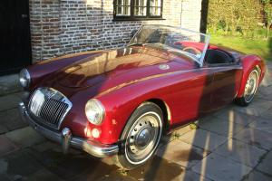 MGA CONVERTABLE RUNS WELL GOOD CONDITION