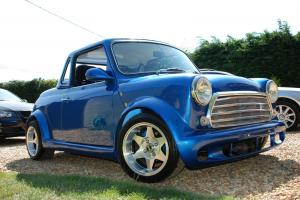 AUSTIN MINI MG TURBO ROADSTER