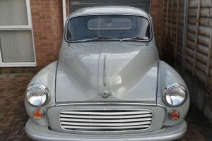 CLASSIC MORRIS MINOR 1000 PICK UP