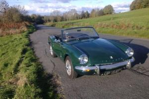 Mk3 Triumph Spitfire 1967 Photo