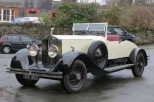 1929 Rolls-Royce Phantom I Special Roadster Project 31OR