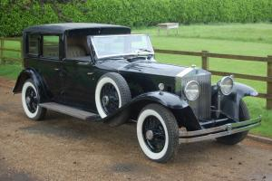 Rolls Royce Phantom II Coachwork by Brewster of New York
