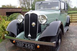 Rover Ten 1934 Photo