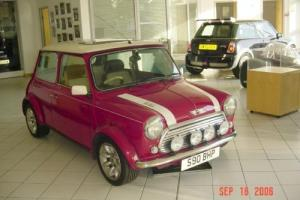 Rover MINI COOPER S WORKS Photo