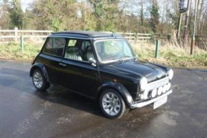 Rover Mini Cooper Left Hand Drive