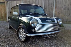 1994 Rover Mini Cooper 1.3i 47'000 miles and in excellent condition. Lovely car