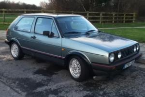 VW Golf GTI Mk2, FSH and only 84,000 miles!!!!! Photo