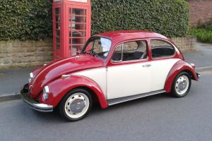 VW BEETLE 1500 IN FULLY RESTORED CONDITION 1969 ( stunning show condition )