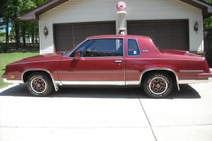 "1983 OLDSMOBILE CUTLASS SUPER RARE ""SPECIAL EDITION"" ALL ORIGINAL 23,000 MILES"