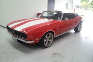 Chevrolet Camaro 1968 Convertible SS Clone NOT Cadillac Buick Pontiac Dodge Ford in Sunshine West, VIC