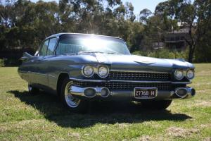 1959 Cadillac Deville Suit Chev Hotrod Buyers in Niddrie, VIC