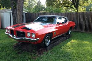 Related Pictures 1971 pontiac lemans project car