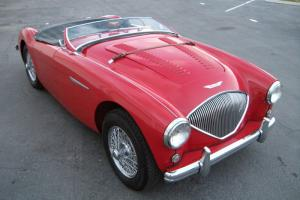 1956 Austin Healey BN2 100M DEALER Older Restoration Solid Strong Driver