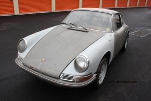1965 911 Coupe with German Race History