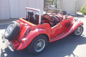 MG TD 2000 1995 Model Automatic in Melton, VIC Photo