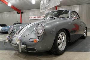 1962 Porsche 356 Electric Sunroof Coupe Outlaw 1720cc Laguna Green Webers