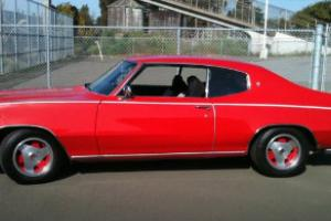 Fire engine Red 1970 Buick Skylark - Well maintained!!