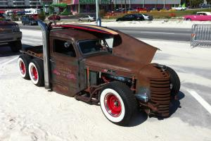 1937 REO  DIAMOND HOT ROD