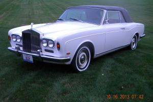 1968 ROLLS ROYCE Photo
