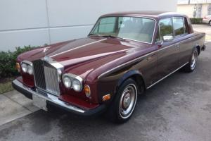 1978 Rolls-Royce Silver Shadow.Florida Car. Photo
