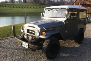 1969 TOYOTA FJ40 LANDCRUISER ARIZONA TRUCK SOLID AS A ROCK