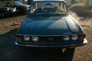 Triumph 2000 TC RHD Photo