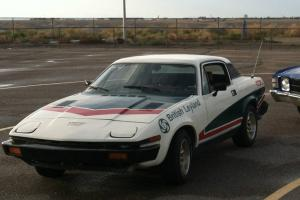 1976 Triumph TR7 W/Dolomite Sprint engine Rallye Photo