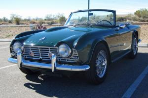 1964 Triumph TR 4 Photo