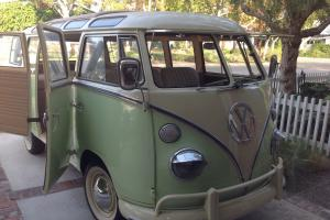 1965 21 Window Deluxe Volkswagen Bus **Ground up Restoration** Daily Driver
