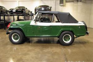 1967 Kaiser Jeepster Stock V6 Engine and Optional TH400 Automatic - 96,268 Miles