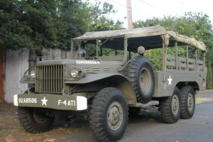 WW2 Dodge WC62. 1943
