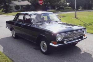 VOLGA / RUSSIAN CAR / 1987  VIN#241076865  CAR IS IMPORT VEHICLE FROM  EUROPE