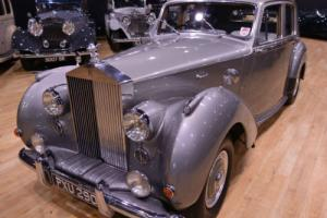 1955 Rolls Royce Silver Dawn Automatic. Photo